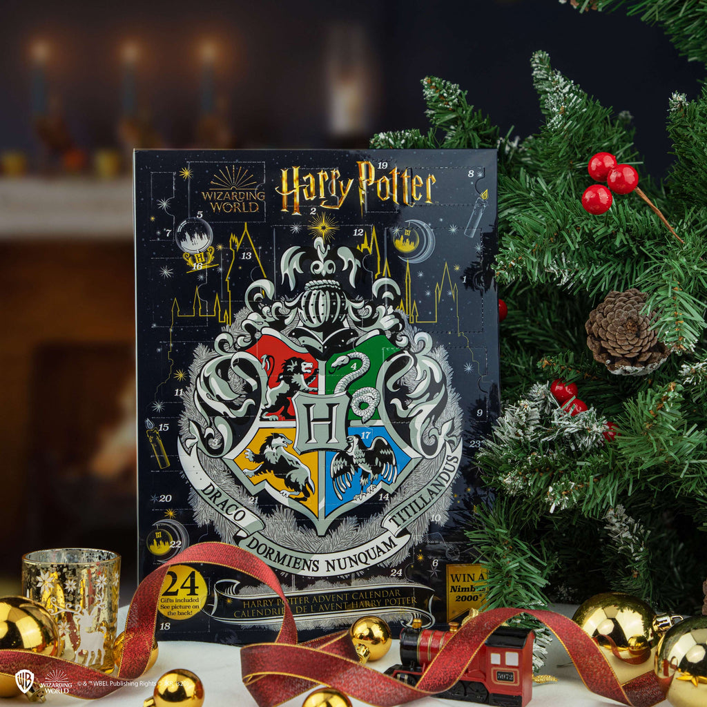 Calendrier de l'Avent Harry Potter 2020
