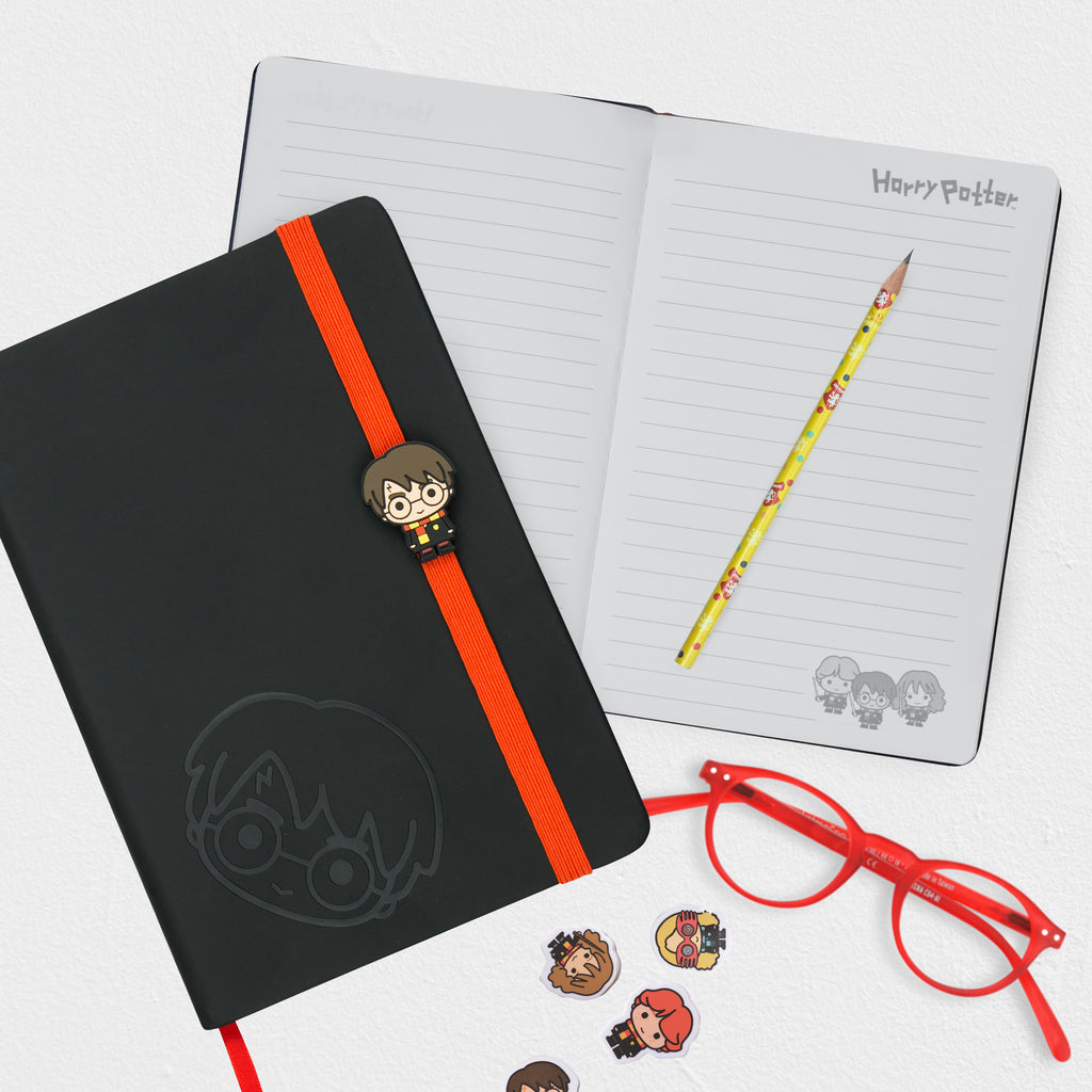 Carnet Kawaii Harry Potter