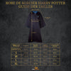 Erwachsene - Ravenclaw Wizard Dress