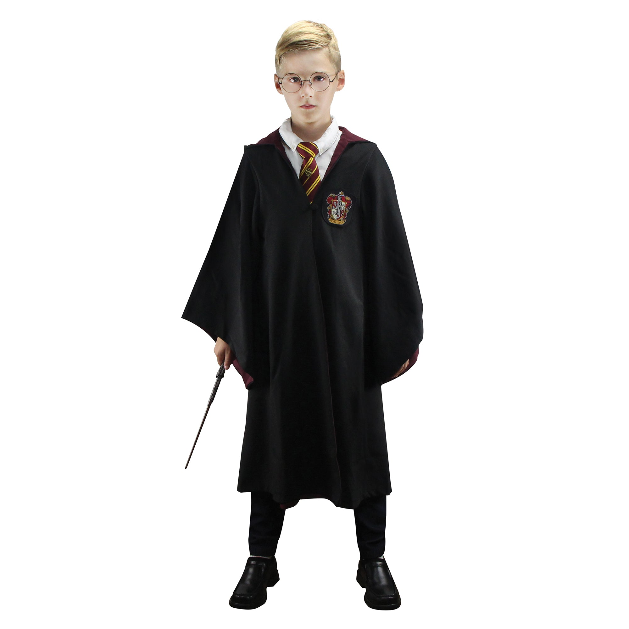 Harry Potter Robe de Sorcier - Gryffondor Enfants   Cinereplicas ... 9b4727bad50