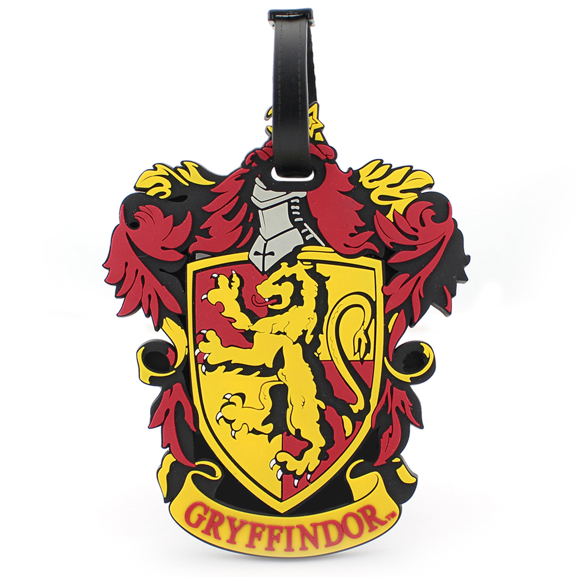 Porte tiquette blason harry potter gryffondor cinereplicas cinereplicas france - Harry potter blason ...