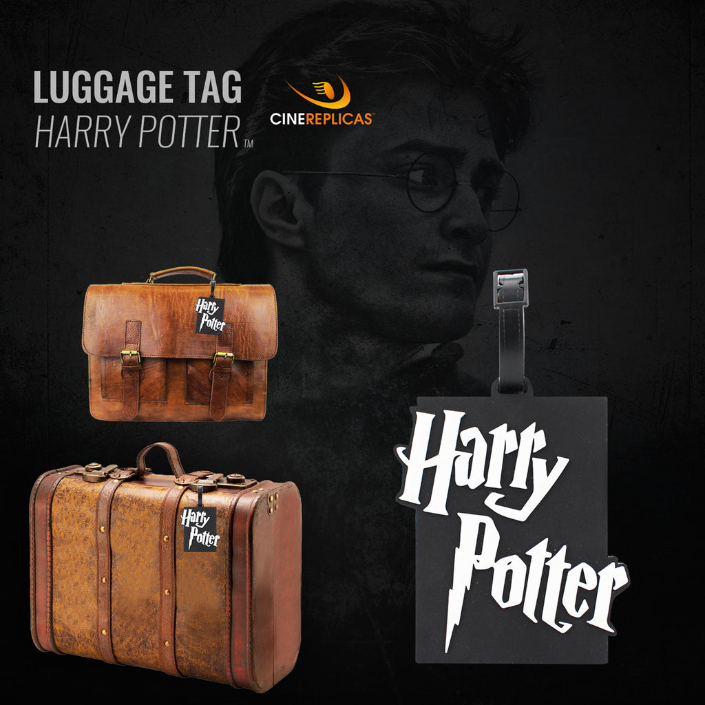 Porte étiquette Harry Potter - Harry Potter - Cinereplicas France