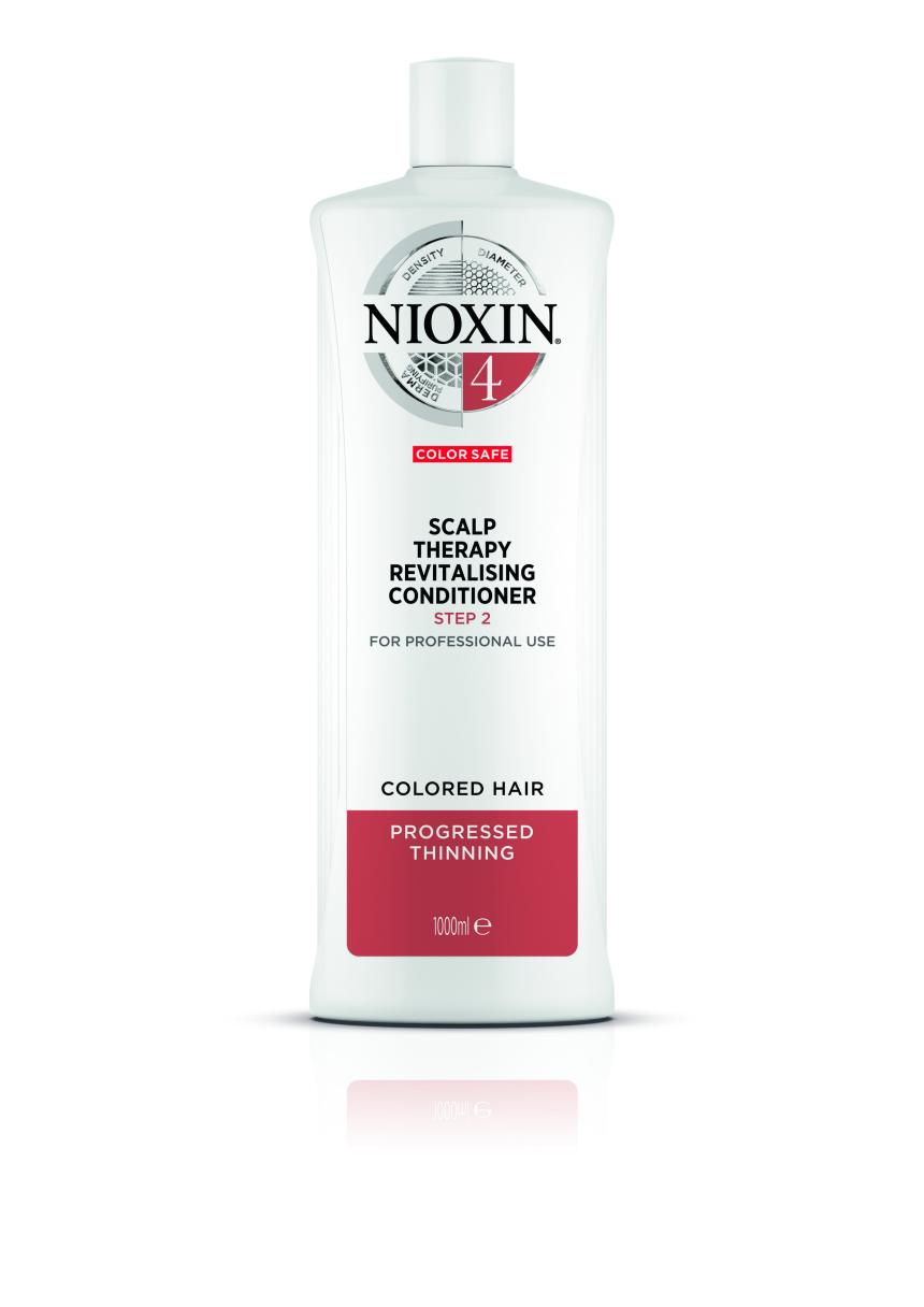 NIOXIN SCALP THERAPY CONDITIONER SYSTEM 4 1000ML