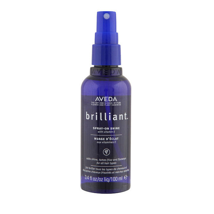 AVEDA BRILLIANT™ SPRAY-ON SHINE 100ML