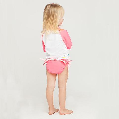 "Culotte de bain anti UV - Bébé & Enfant - ""Princess Kingdom"""
