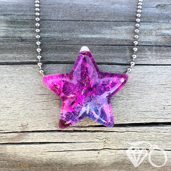 ArtWear Starbright one of a kind star pendant