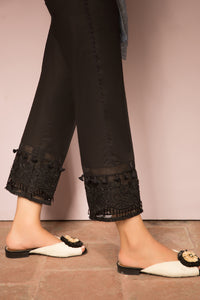 SCALLOP FLARE BLACK (EV-180289)
