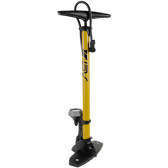 BV Steel Floor Pump with Gauge