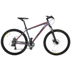 Vilano Deuce 650B Mountain Bike MTB 24 Speed with 27 Inch Wheels