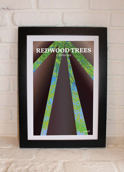 Redwoods Trees