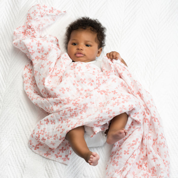 Aden and Anais Classic Swaddles Birdsong 4Pk