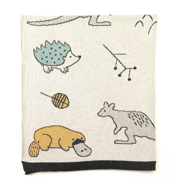 Indus Outback Family Blanket