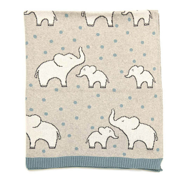 Indus Jimmy Ellie Blanket