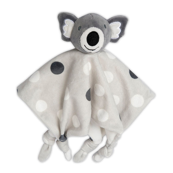 The Little Linen Co Lovie/Comforter - Koala Spots