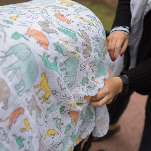 Weegoamigo Baby Muslin - Great & Small