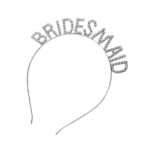 כתר לחברה - BRIDESMAID