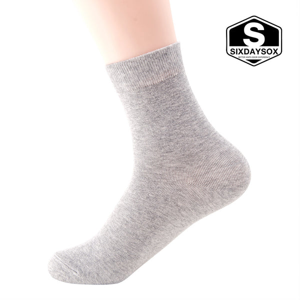SIXDAYSOX Grey One Pair Sox