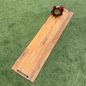 120cm Acacia Teak Serving Board long! (No engraving) -