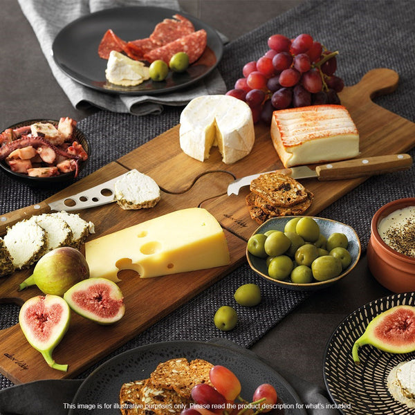 Alex Liddy Appetizer Board