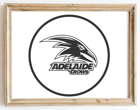 Adelaide Crows design