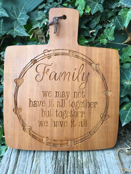 Family Have It All - Design