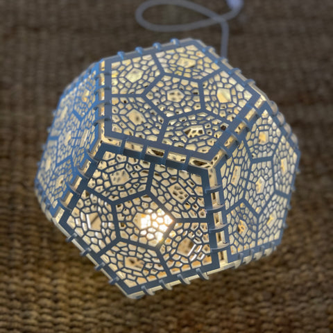 Large Dodecahedron with light