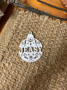 Jeasy Ornament