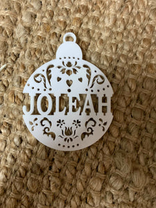 Joleah Ornament