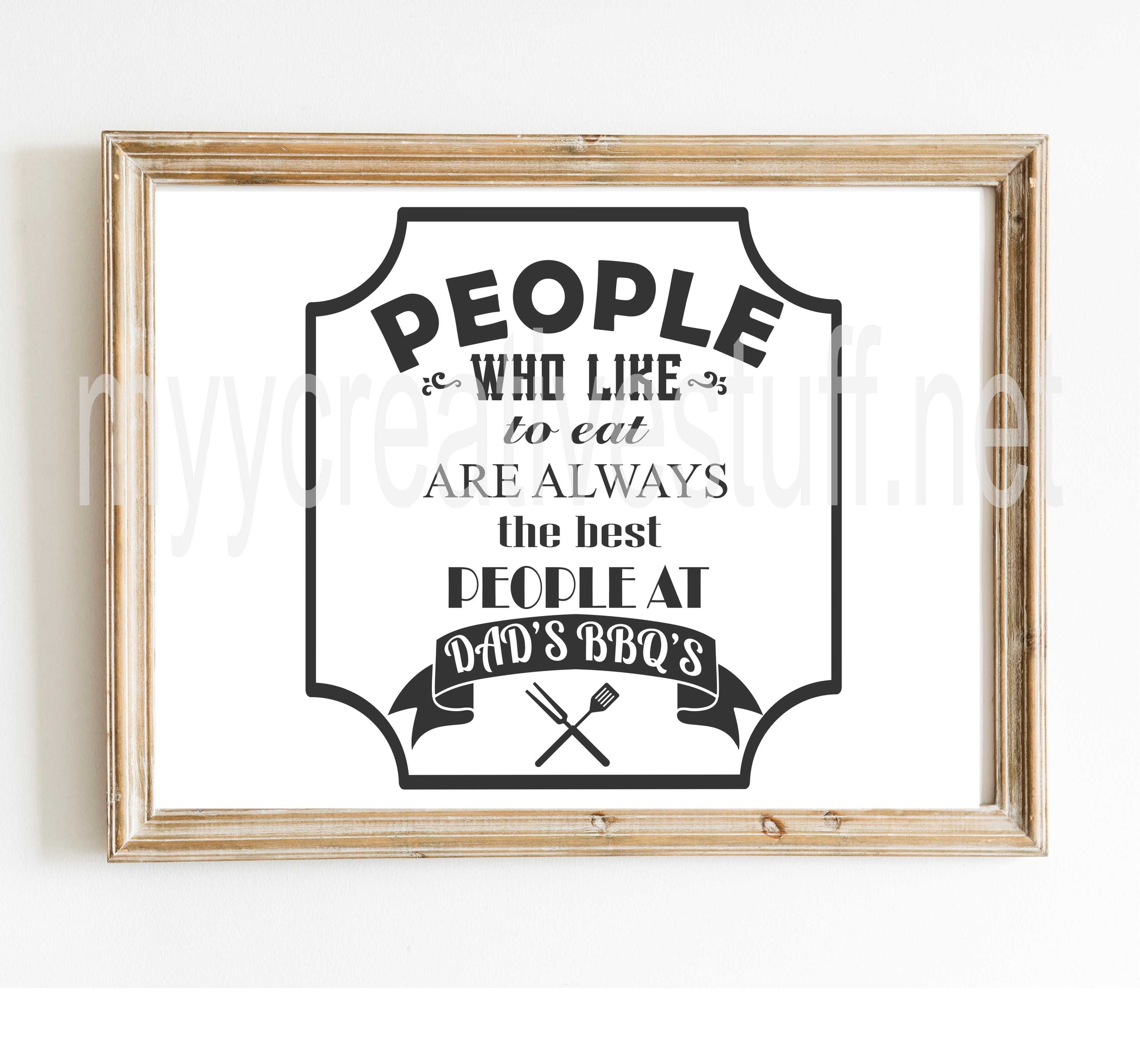 People Who Like to Eat - Design