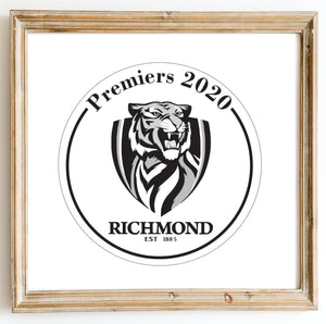 Richmond Premiers 2020 (1 year)