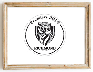 Richmond Premiers 2019