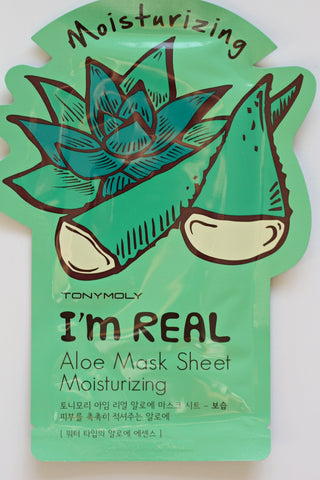 Tony Moly Moisturising Sheet Mask