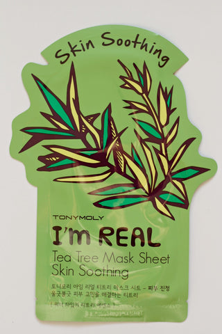 Tony Moly Skin Soothing Sheet Mask