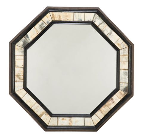 Octagonal Mirror by Anthony Redmile