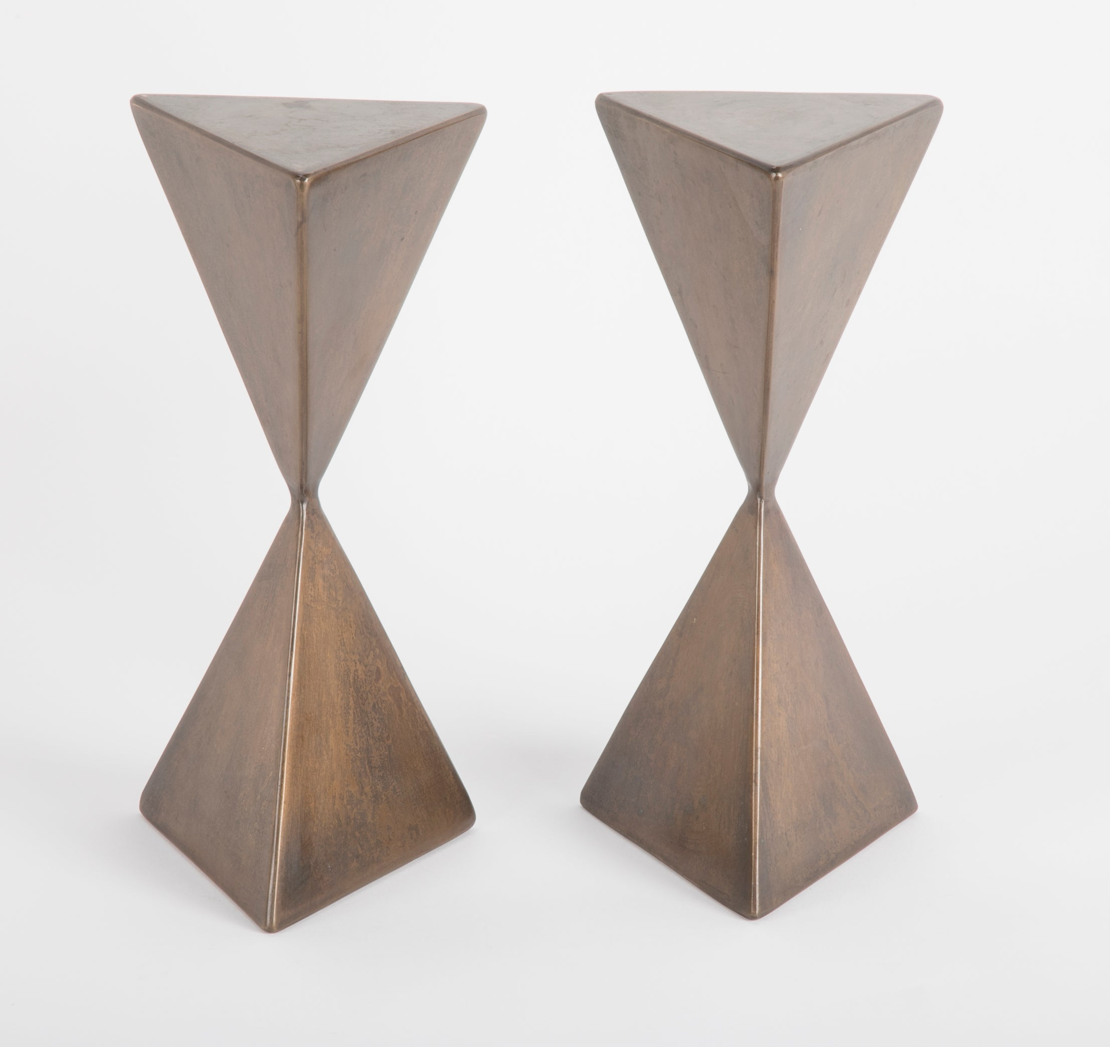 Bronze Totems or Sculptures by Rod Kagan
