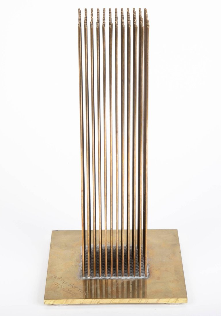 Tonal Sculpture after Harry Bertoia, Licensed by Bertoia Foundation