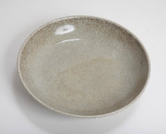 Chinese Crackle Ware Dish