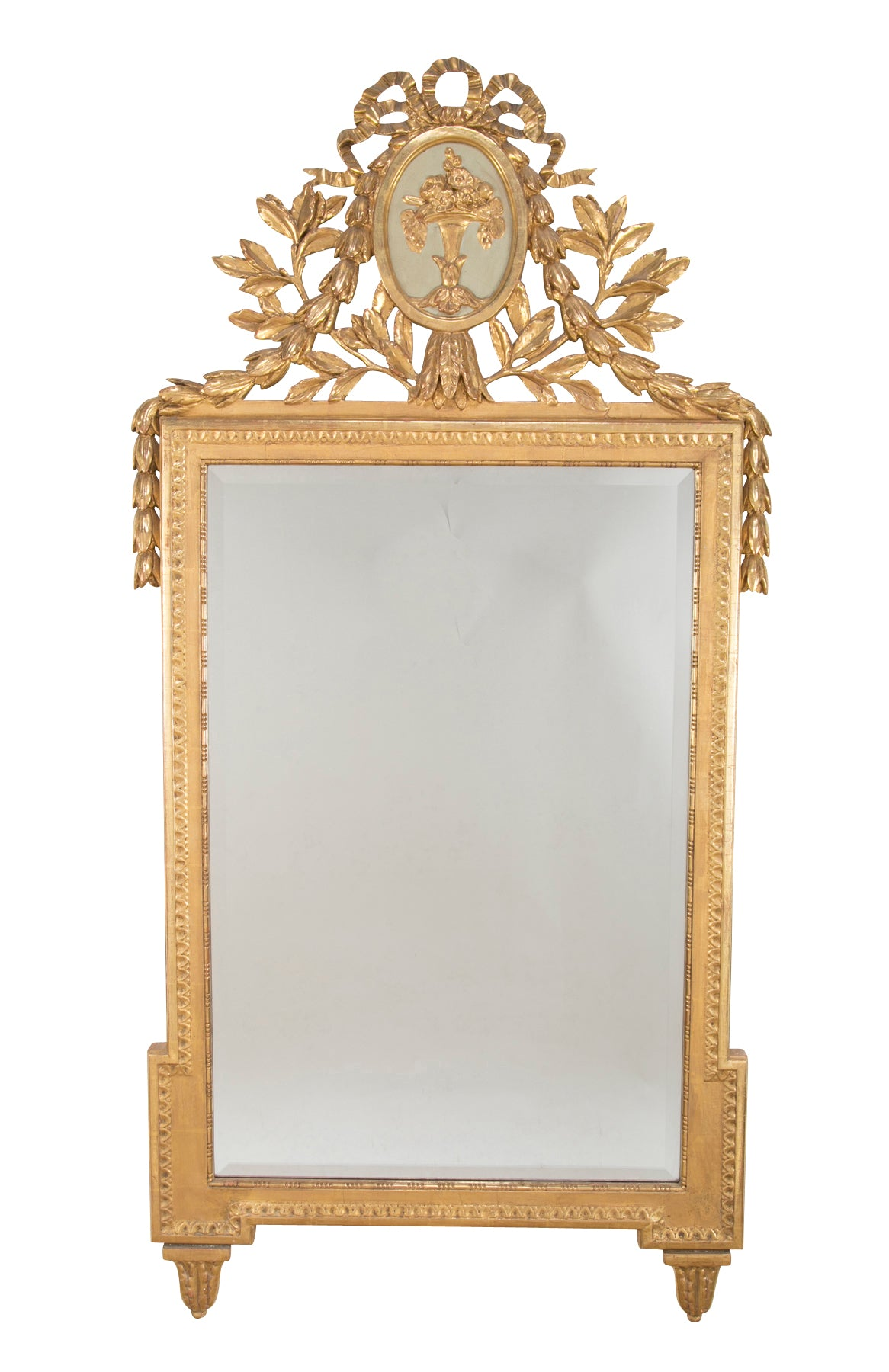Louis XVI Style Console Mirror – Avery & Dash Collections