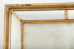 George III Gilt Looking Glass