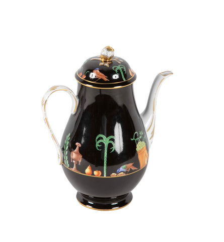 A Le Tallec Coffee Pot for Tiffany