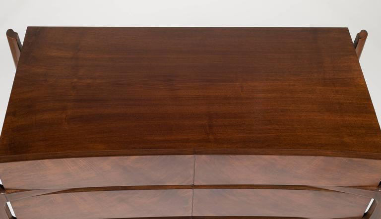 Walnut Chest of Drawers Designed by William Hinn for Urban Furniture