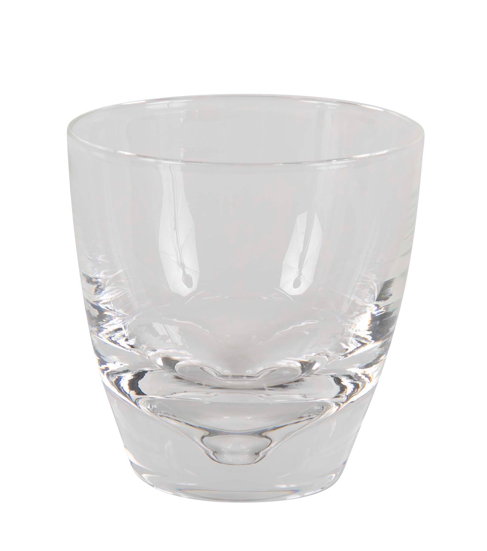 15 Steuben Old Fashion Glasses with Dimple