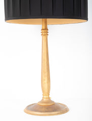 Tiffany Studios Hexagonal Column Gold D'Ore Lamp