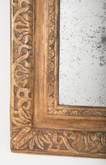 French Early Louis XIV Frame with Mirror