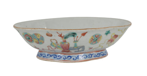 18th Century Chinese Export Porcelain Bowl
