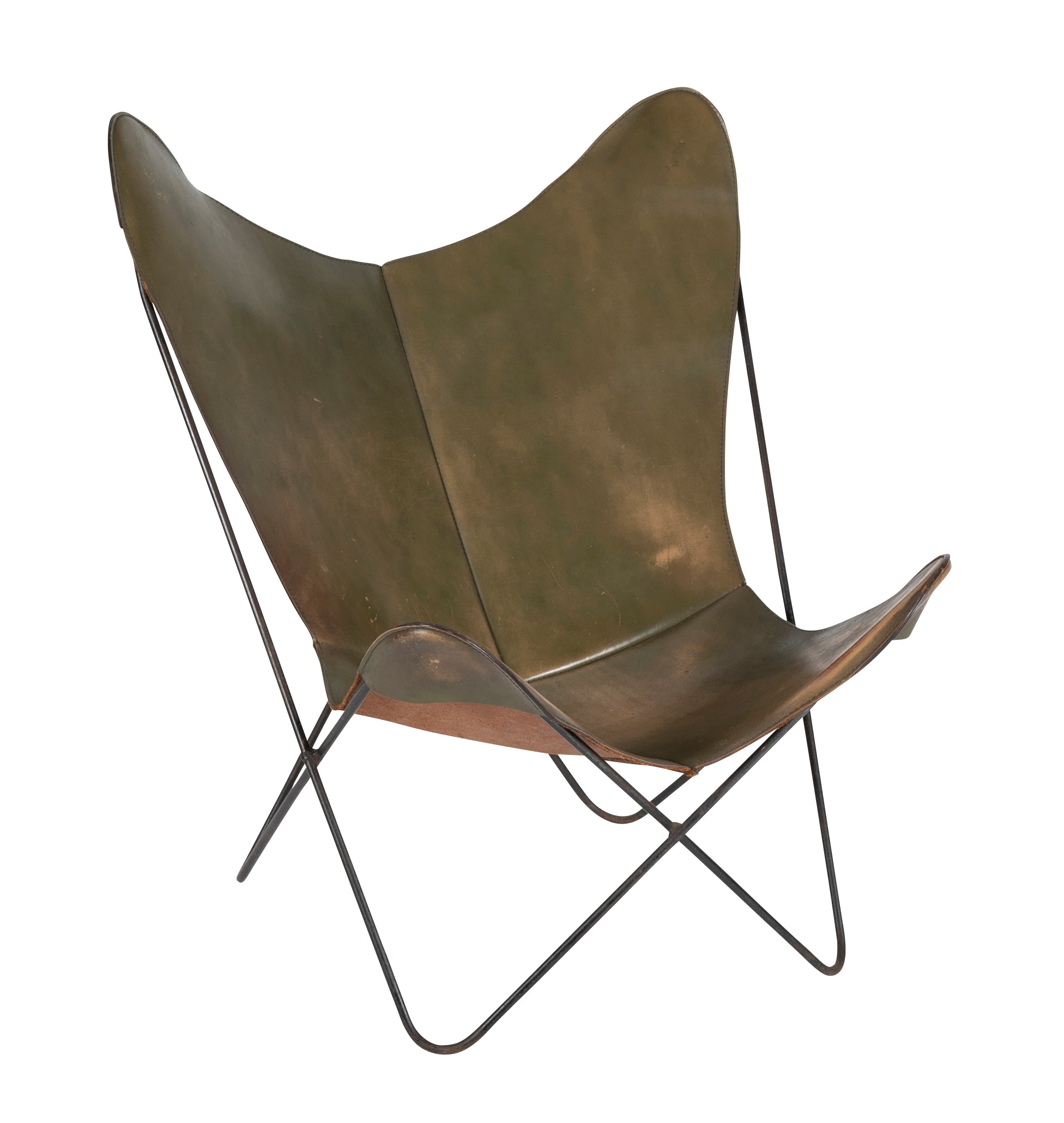 Classic American Butterfly Chair