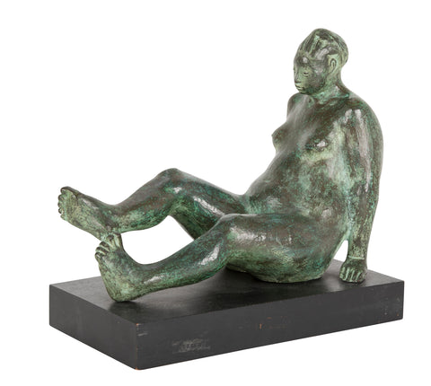 Bronze Sculpture by Armando Amayo