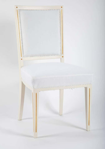 A Set of Dining Chairs From Bellevue Palace / Berlin by Carl-Heinz Schwennicke