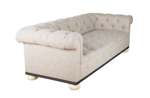 Custom made sofa by Luther Quintana