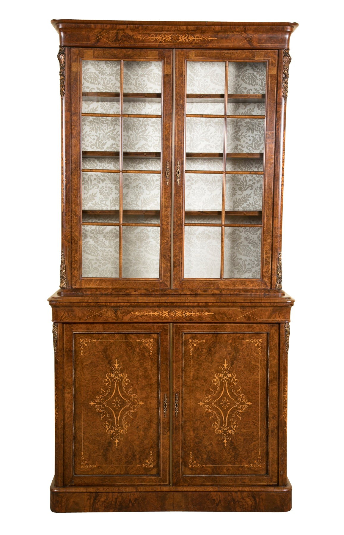 white country provincial style furniture bookcase cabinet farmhouse french rustic cupboard